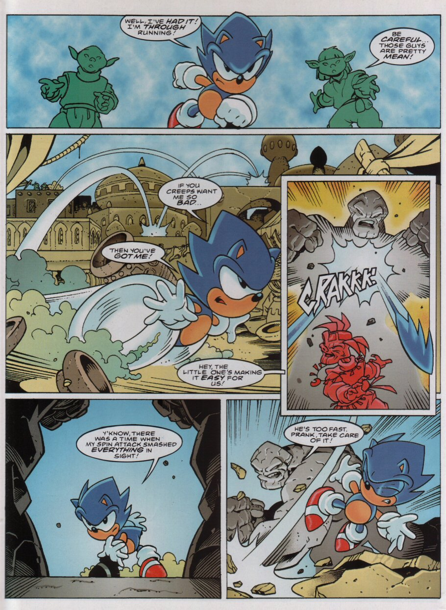 Sonic - The Comic Issue No. 157 Page 5