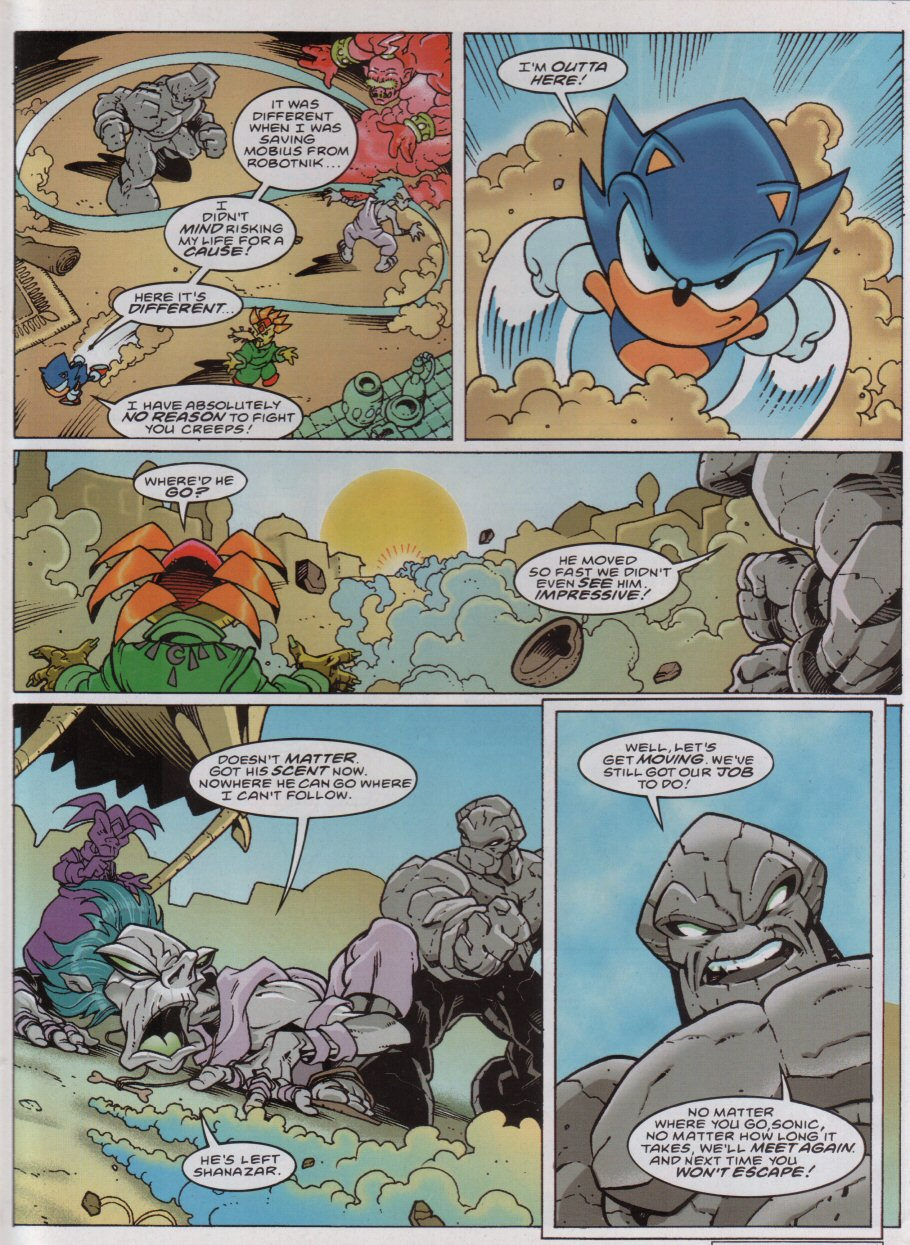Sonic - The Comic Issue No. 157 Page 7