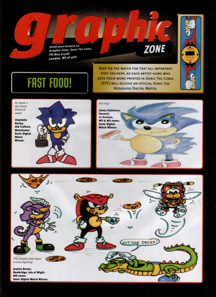 Sonic - The Comic Issue No. 158 Page 8