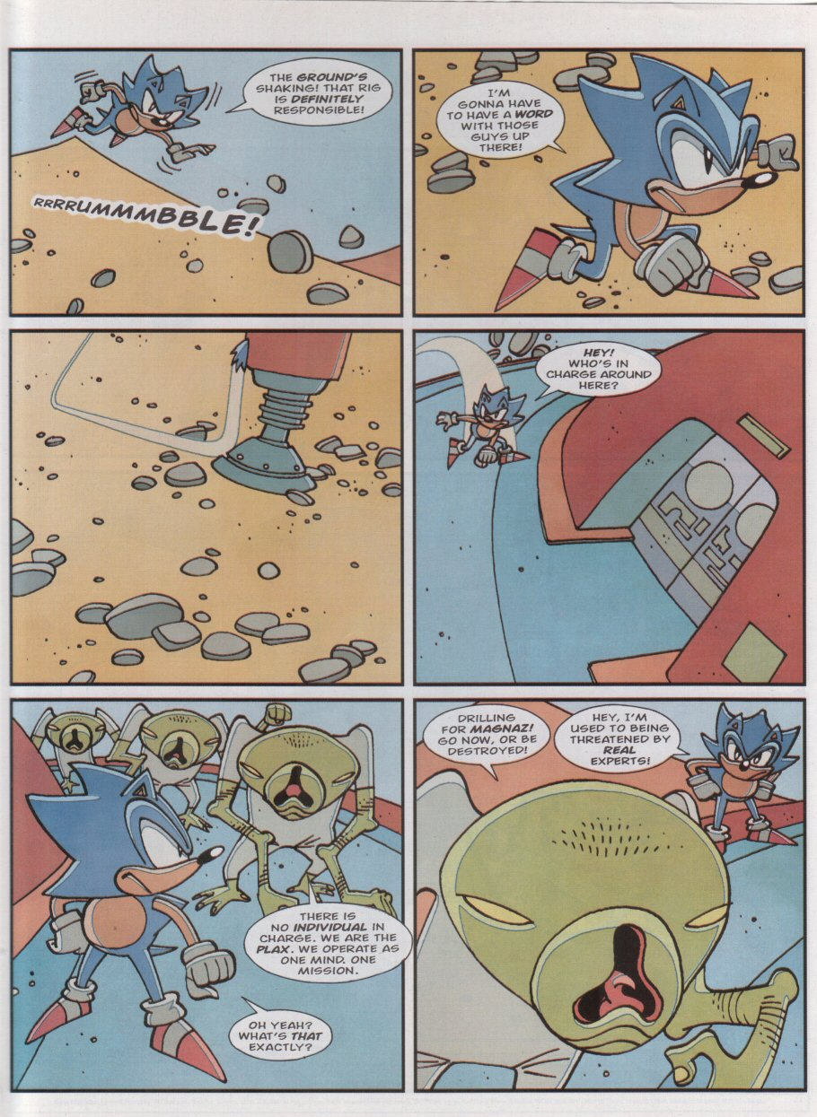 Sonic - The Comic Issue No. 159 Page 3