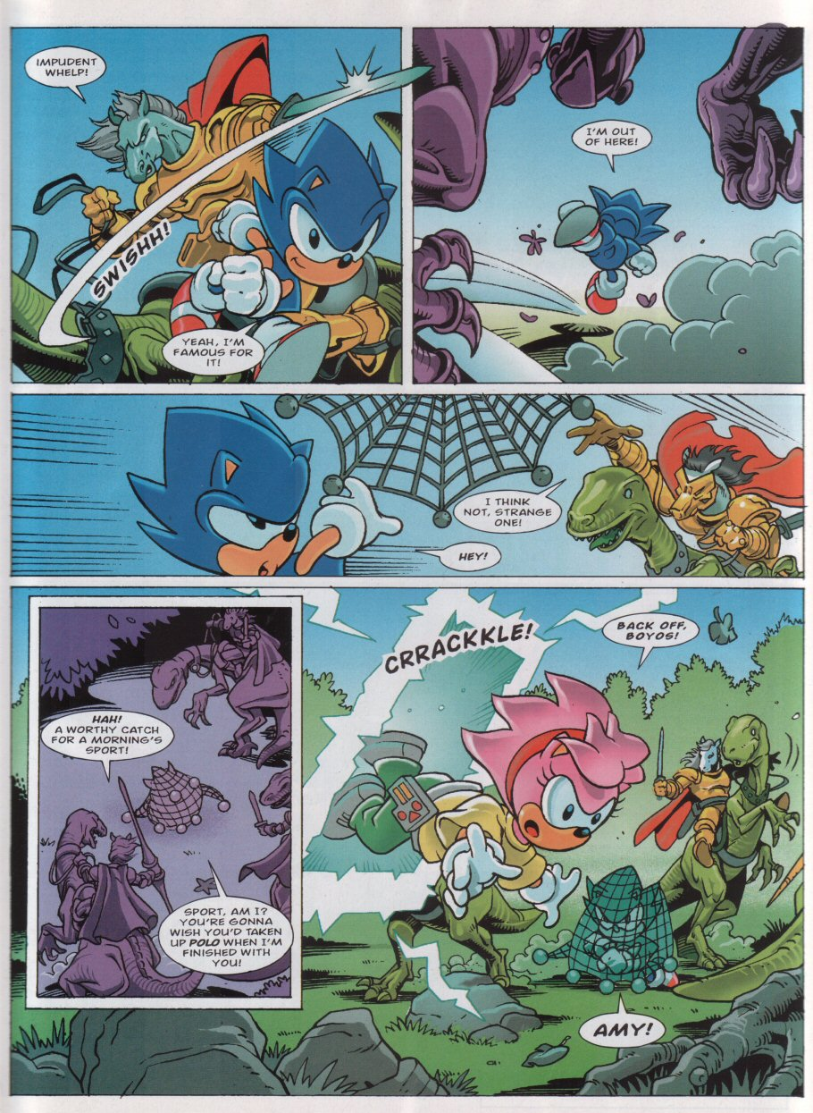 Sonic - The Comic Issue No. 160 Page 2