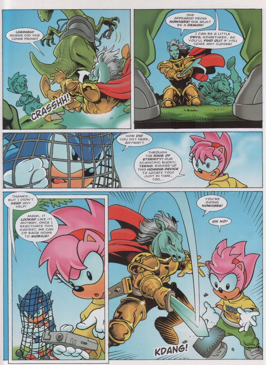Sonic - The Comic Issue No. 160 Page 3