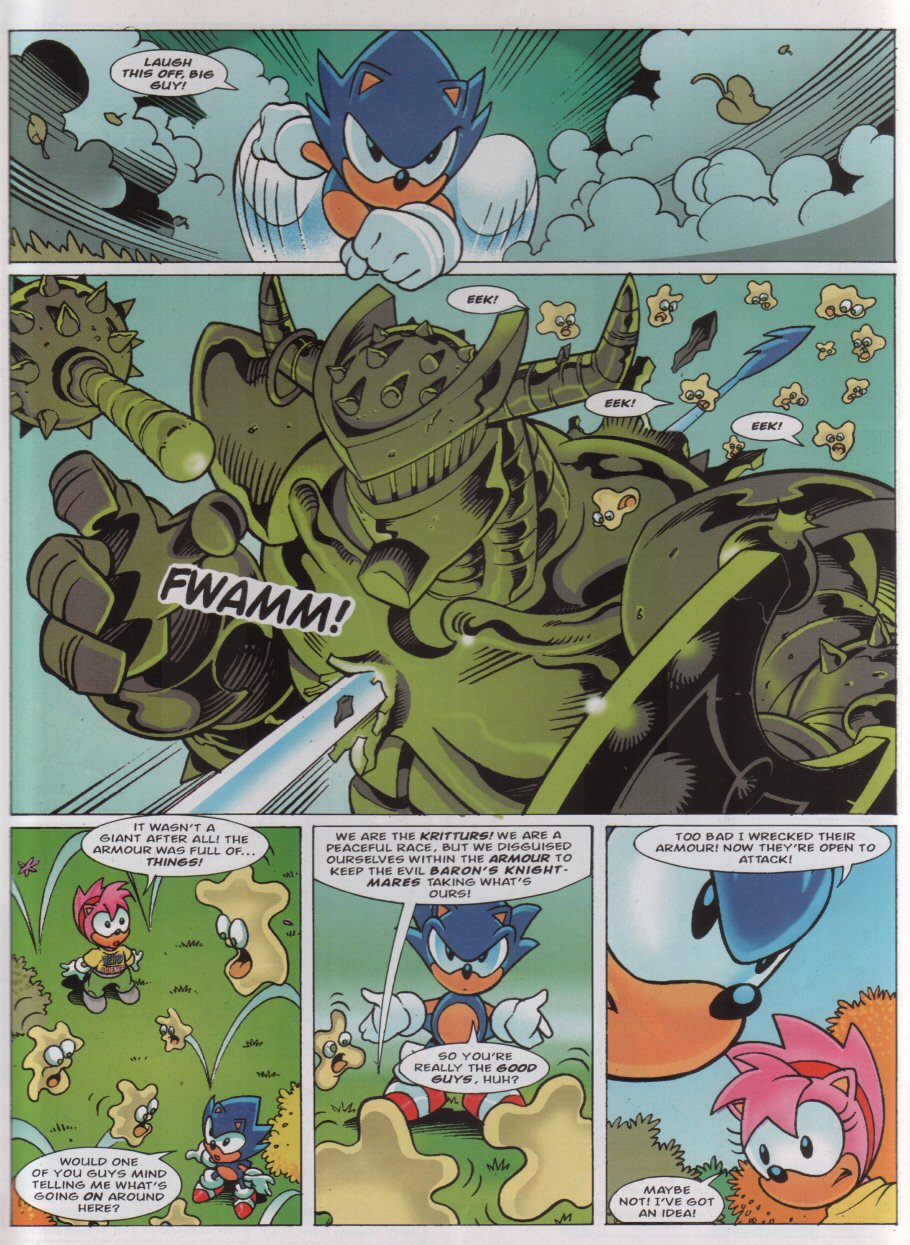 Sonic - The Comic Issue No. 160 Page 6