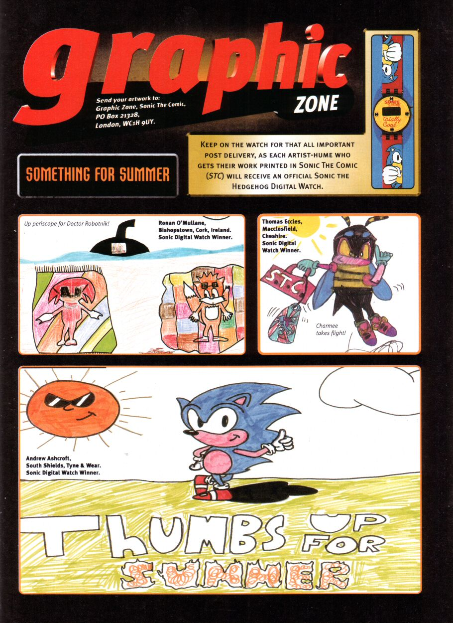 Sonic - The Comic Issue No. 160 Page 8