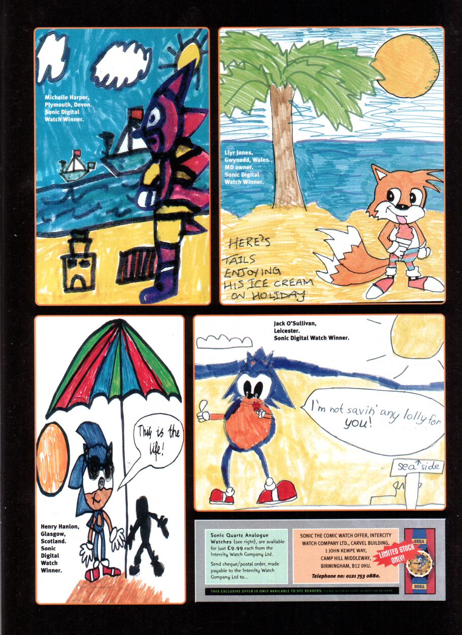 Sonic - The Comic Issue No. 160 Page 9