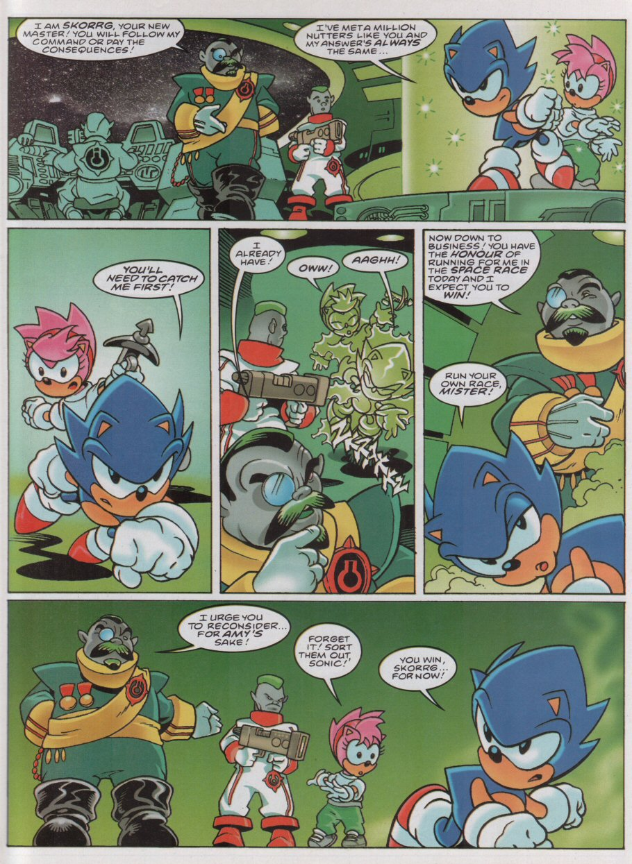 Sonic - The Comic Issue No. 161 Page 3