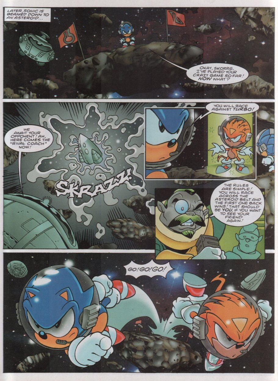 Sonic - The Comic Issue No. 161 Page 4