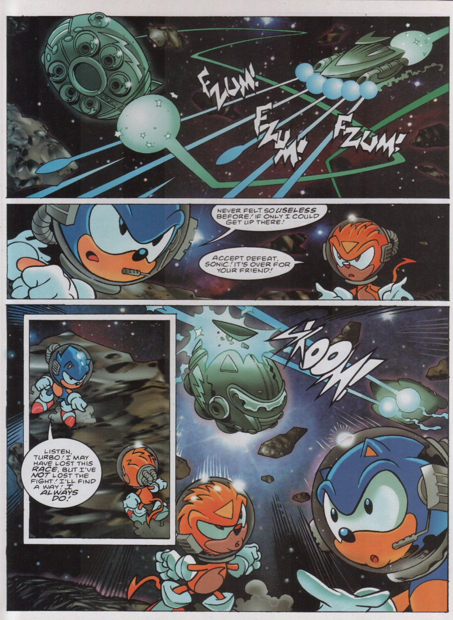 Sonic - The Comic Issue No. 162 Page 3
