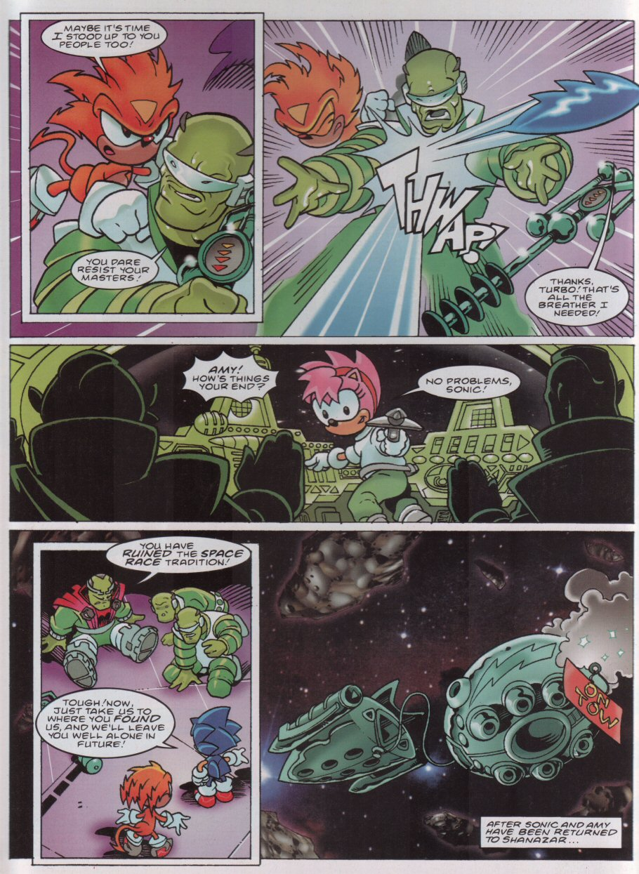 Sonic - The Comic Issue No. 162 Page 6
