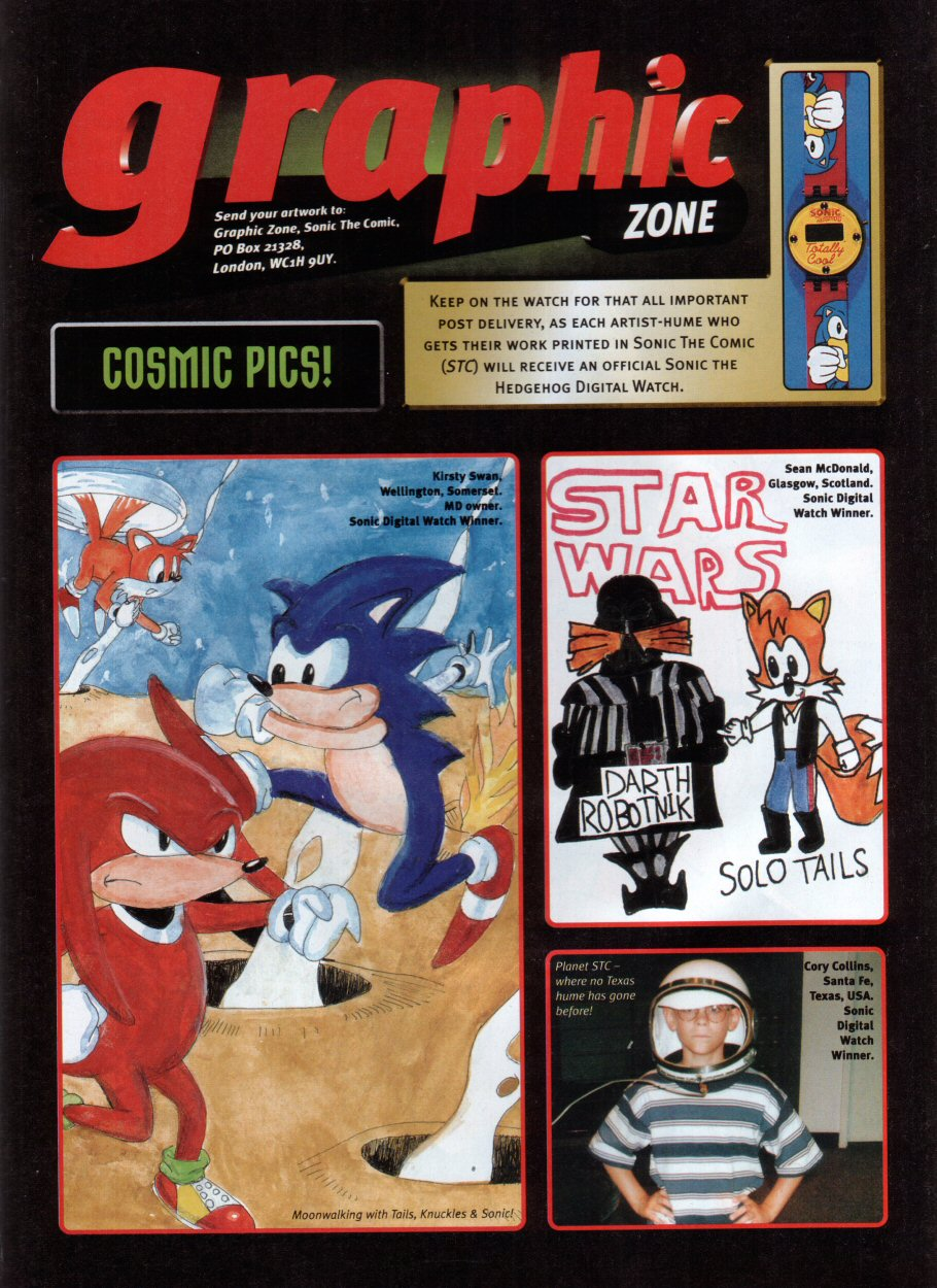Sonic - The Comic Issue No. 162 Page 8