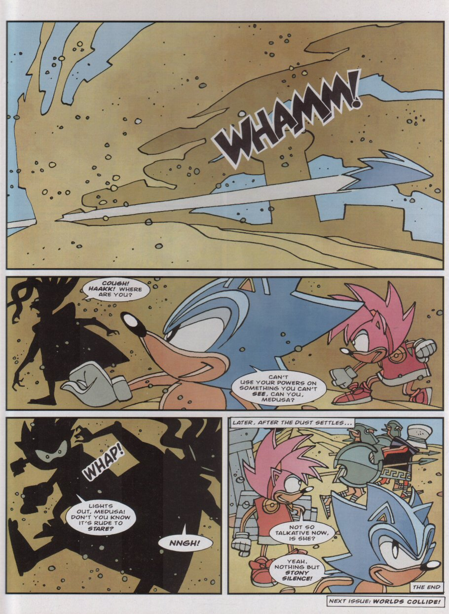 Sonic - The Comic Issue No. 163 Page 7