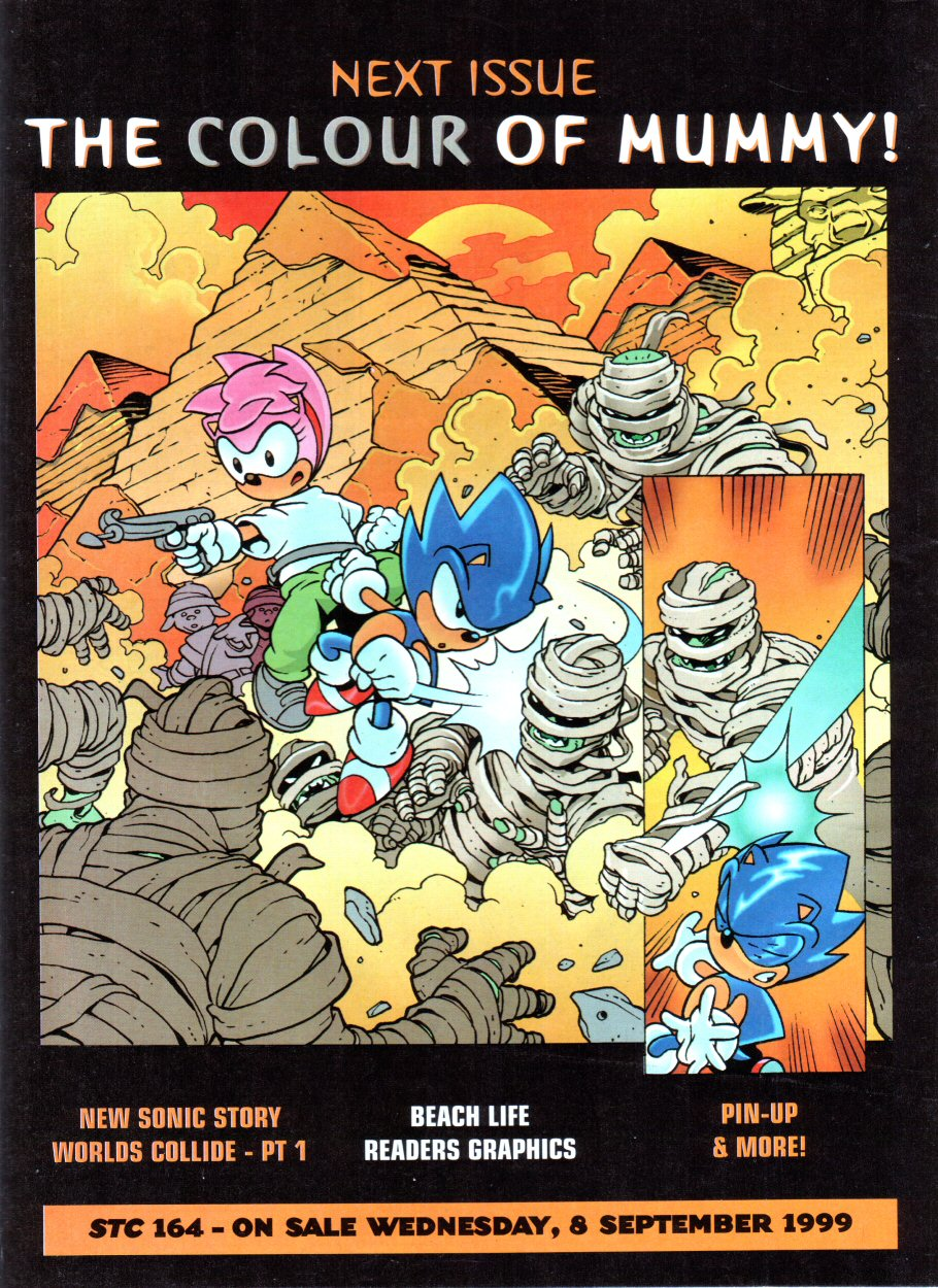 Sonic - The Comic Issue No. 163 Page 10