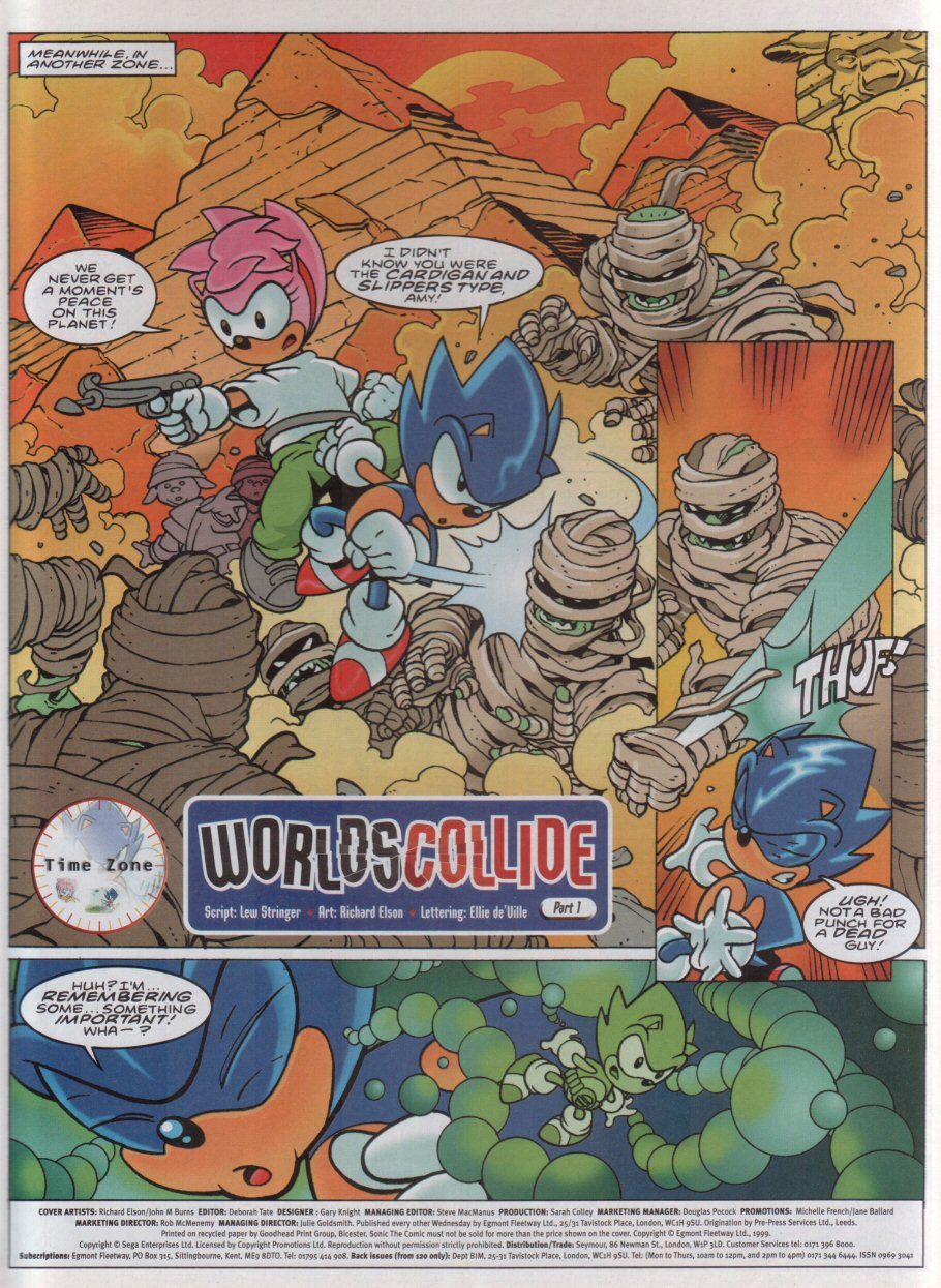 Sonic - The Comic Issue No. 164 Page 2