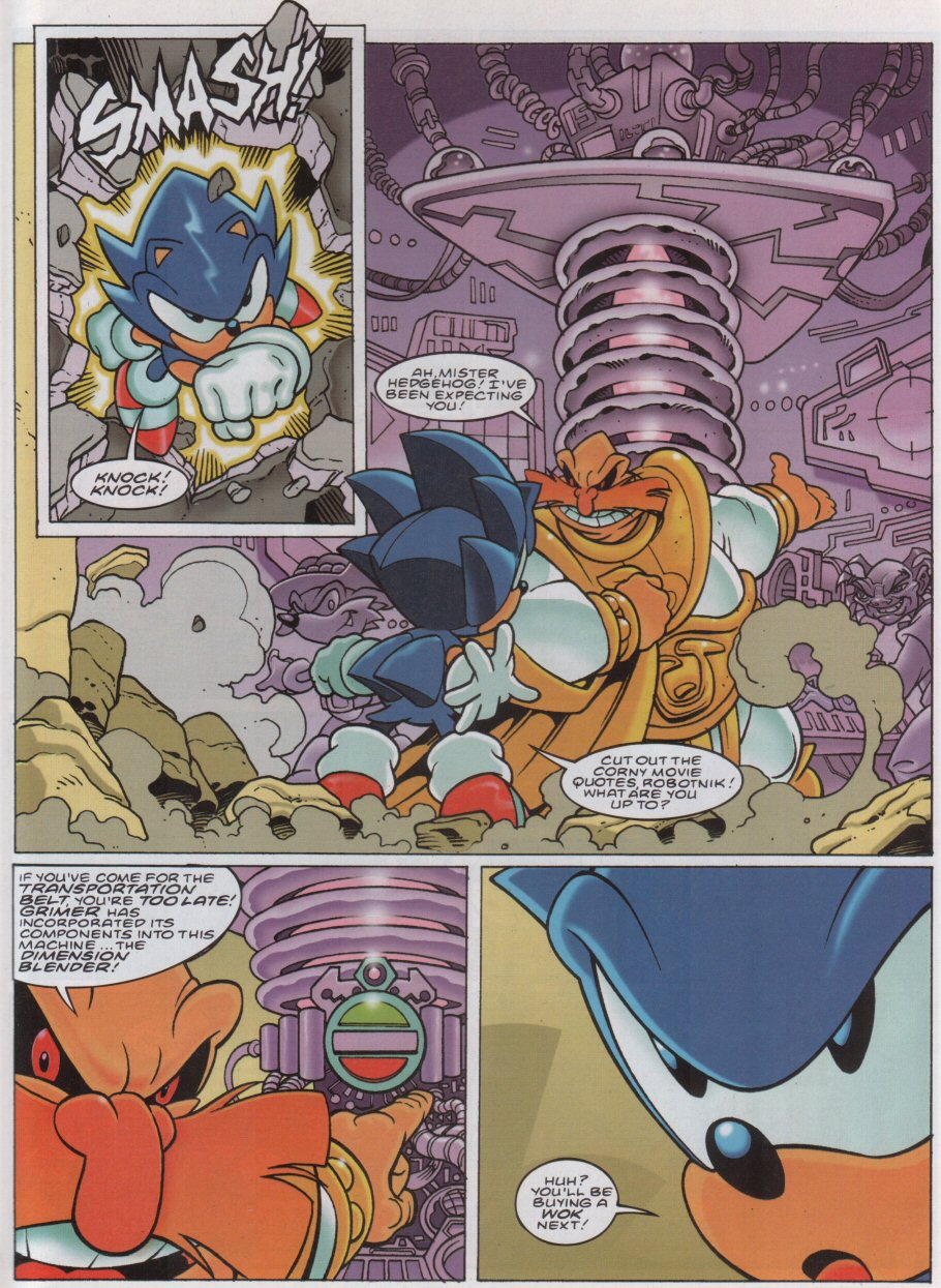 Sonic - The Comic Issue No. 164 Page 5