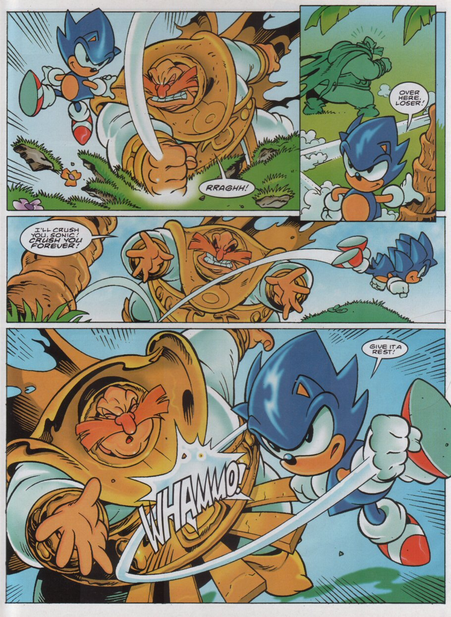 Sonic - The Comic Issue No. 165 Page 5
