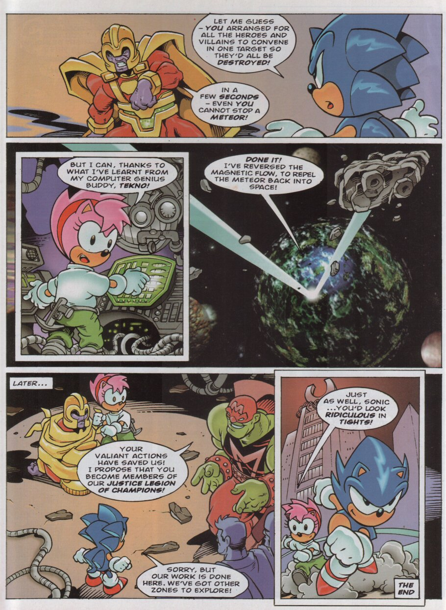 Sonic - The Comic Issue No. 167 Page 7