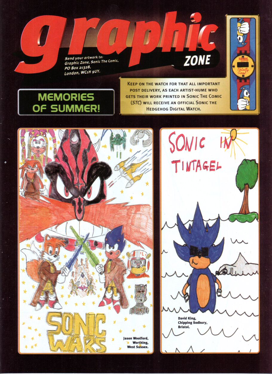 Sonic - The Comic Issue No. 167 Page 8