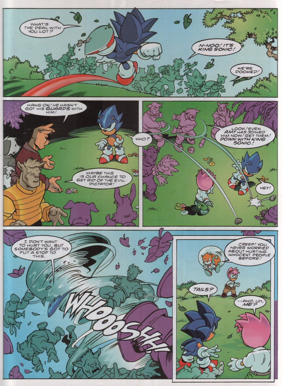 Sonic - The Comic Issue No. 168 Page 2