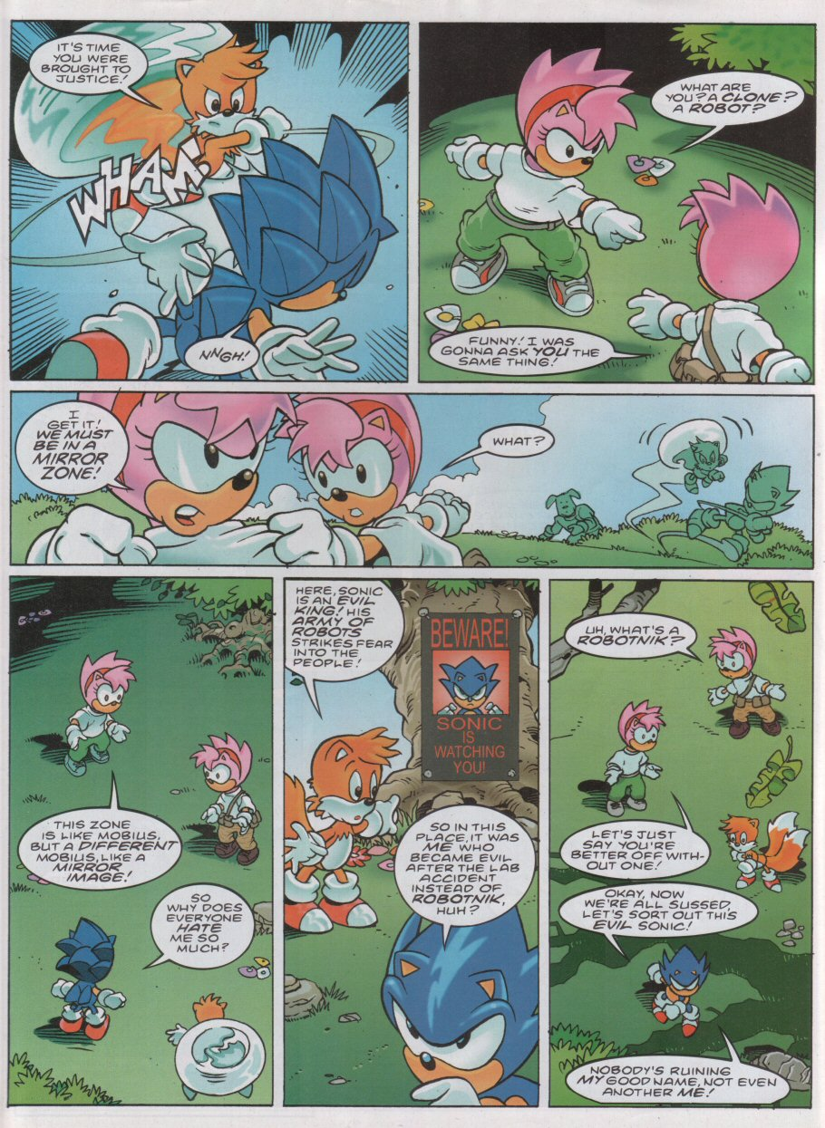 Sonic - The Comic Issue No. 168 Page 3