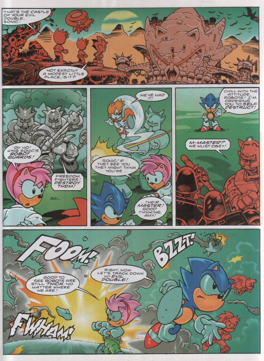Sonic - The Comic Issue No. 168 Page 4