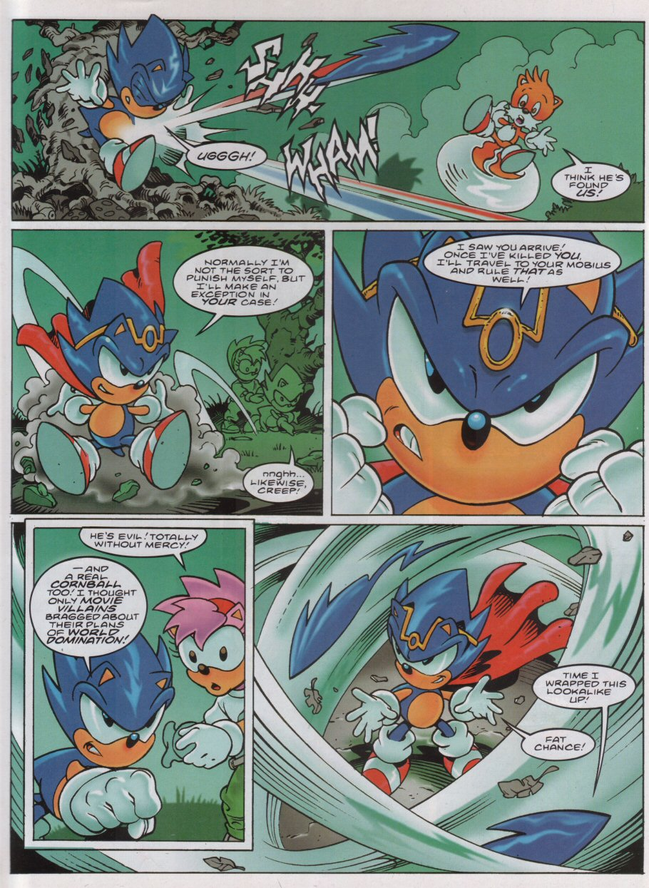 Sonic - The Comic Issue No. 168 Page 5