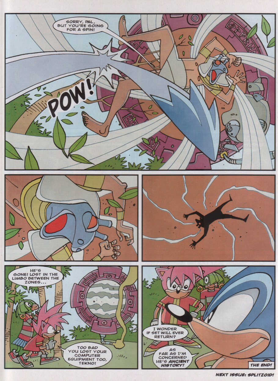 Sonic - The Comic Issue No. 169 Page 7