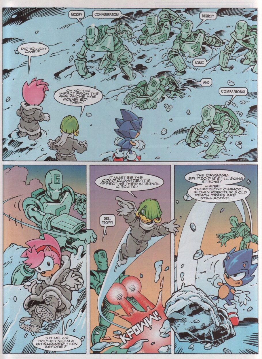 Sonic - The Comic Issue No. 170 Page 6