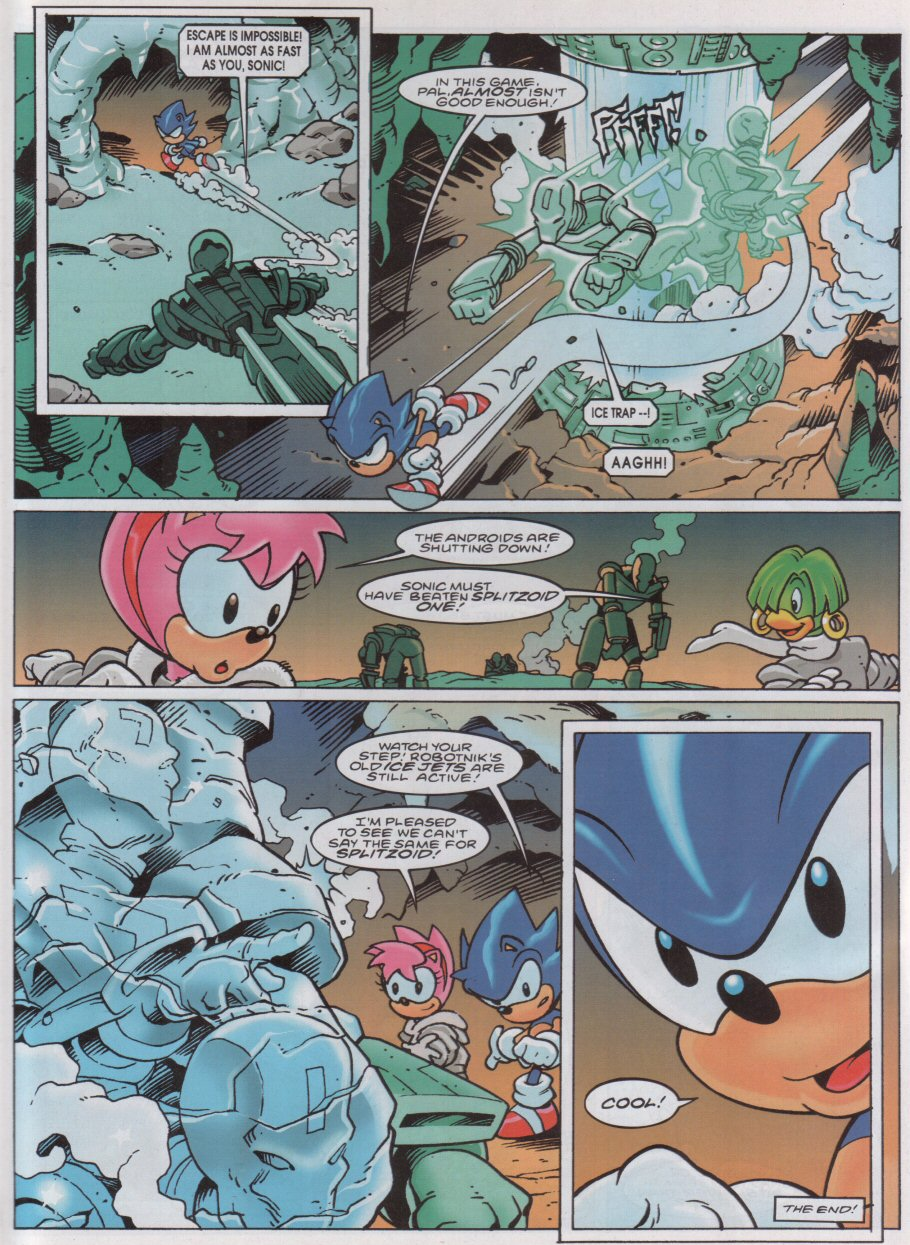 Sonic - The Comic Issue No. 170 Page 7