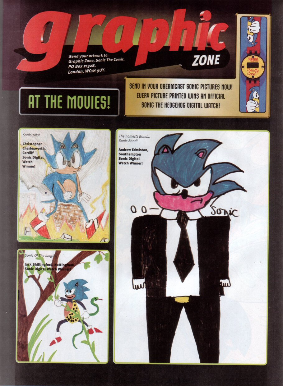 Sonic - The Comic Issue No. 170 Page 8