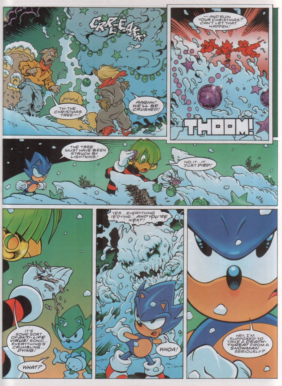 Sonic - The Comic Issue No. 171 Page 4