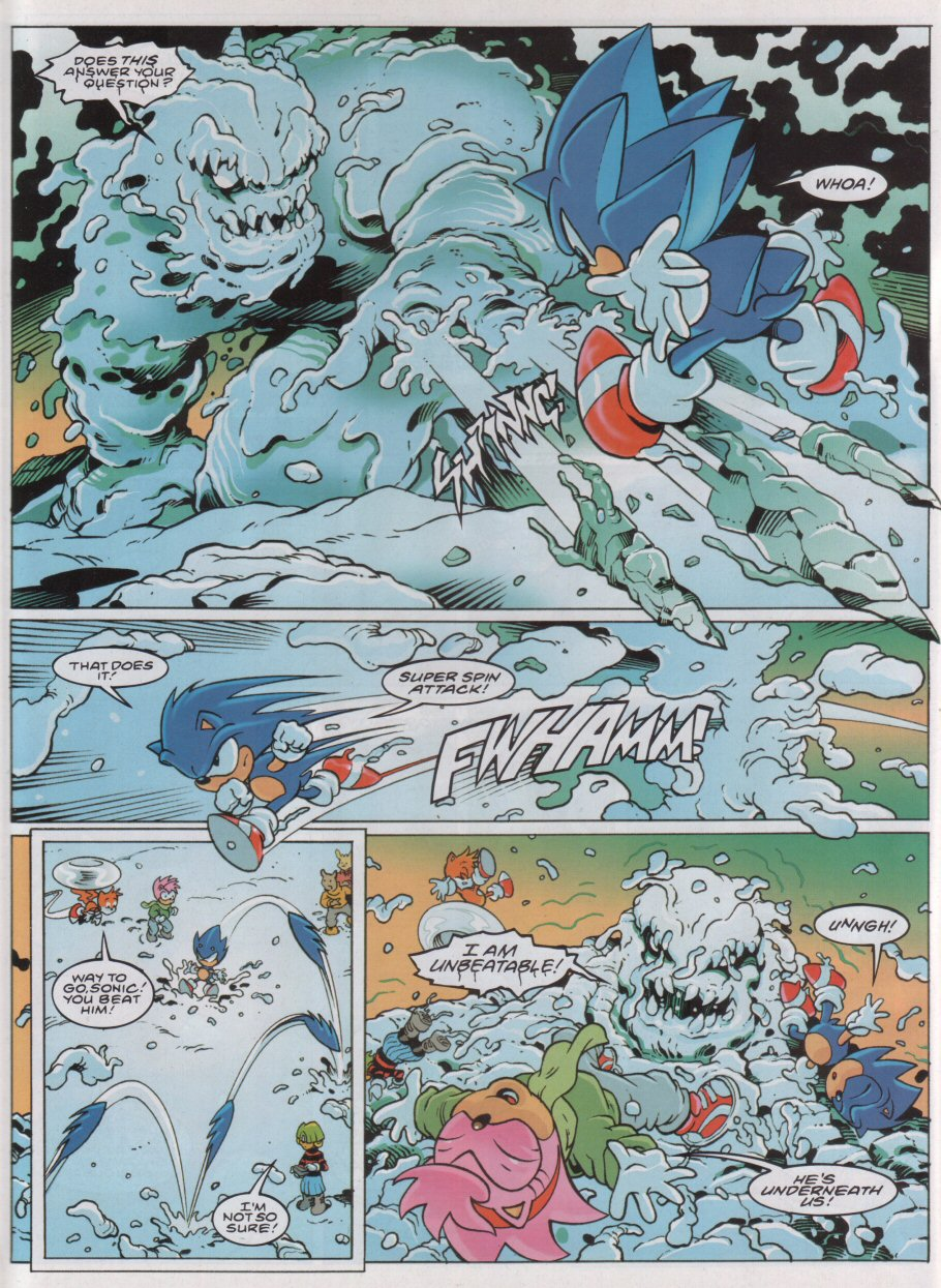 Sonic - The Comic Issue No. 171 Page 5