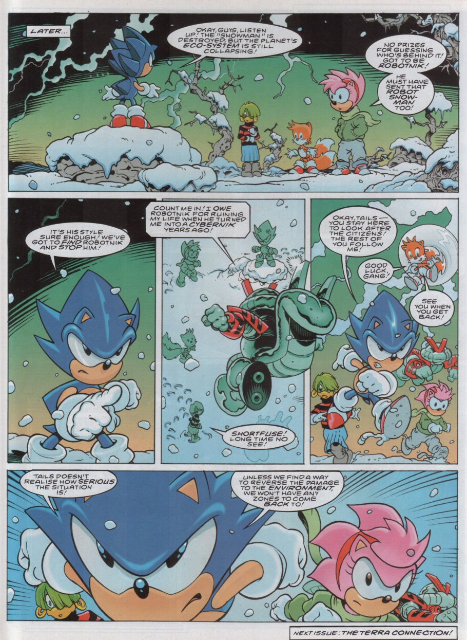 Sonic - The Comic Issue No. 171 Page 7