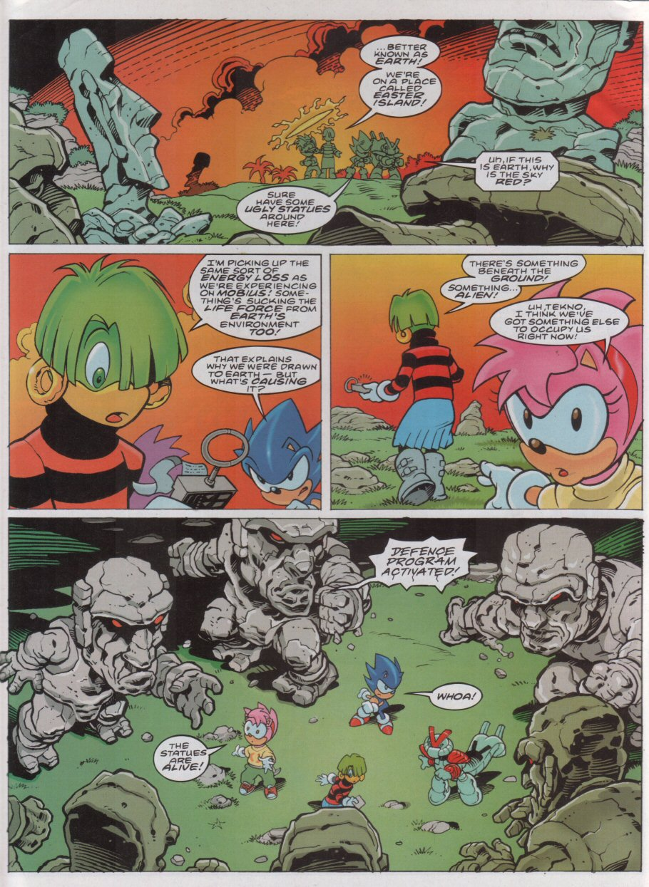 Sonic - The Comic Issue No. 172 Page 3