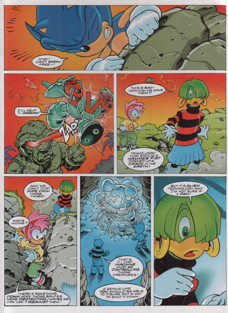 Sonic - The Comic Issue No. 172 Page 5