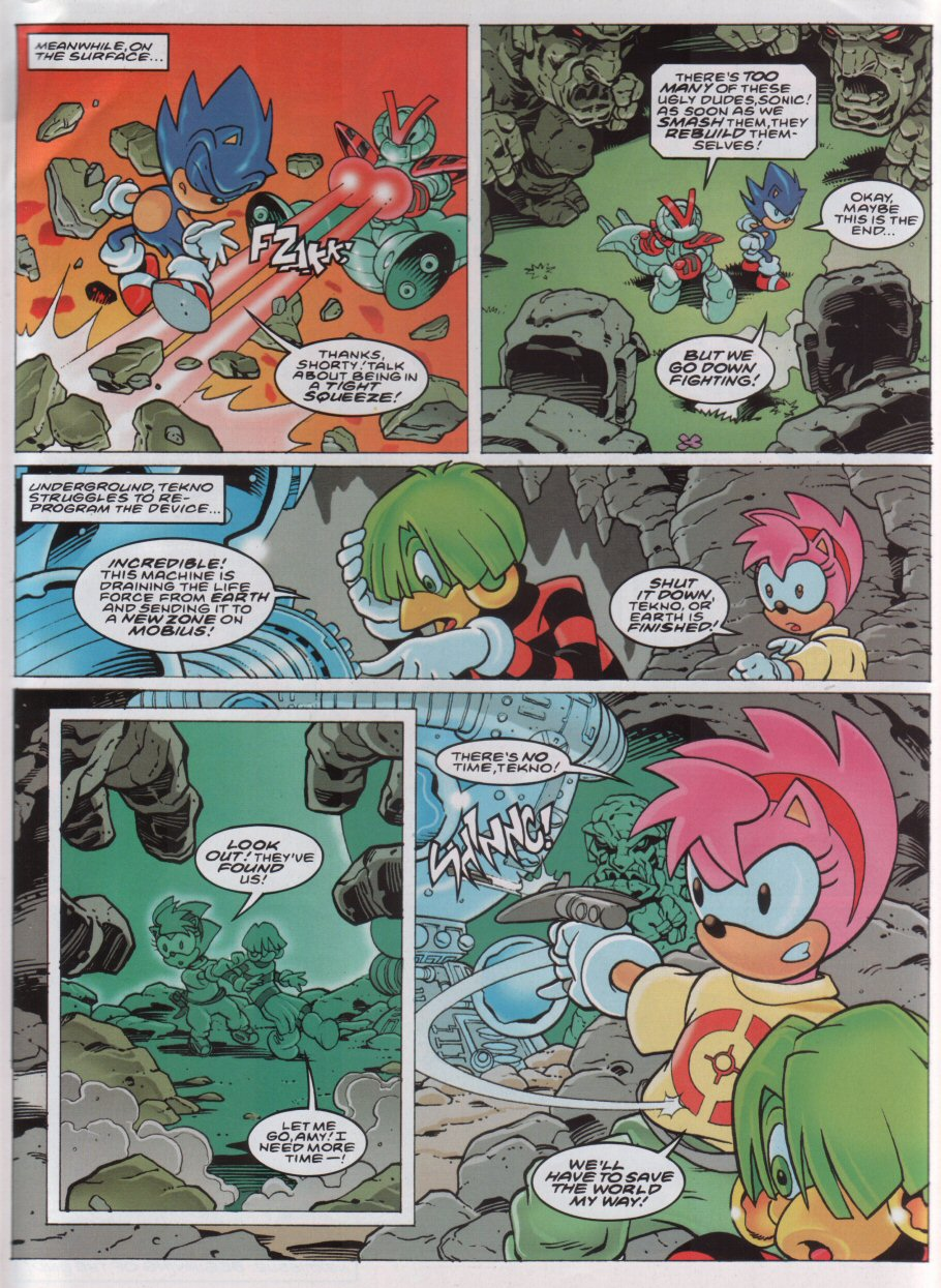 Sonic - The Comic Issue No. 172 Page 6