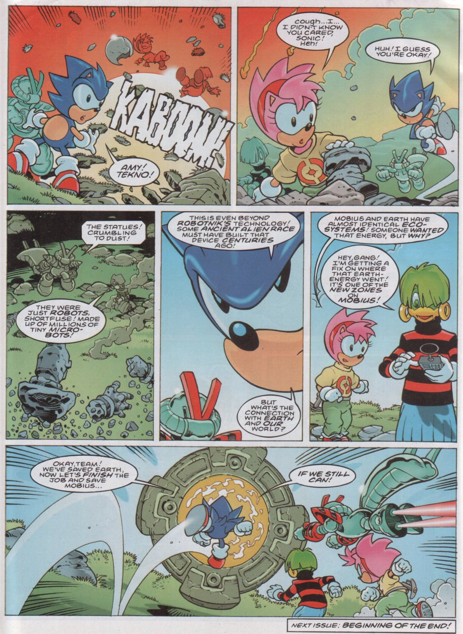 Sonic - The Comic Issue No. 172 Page 7