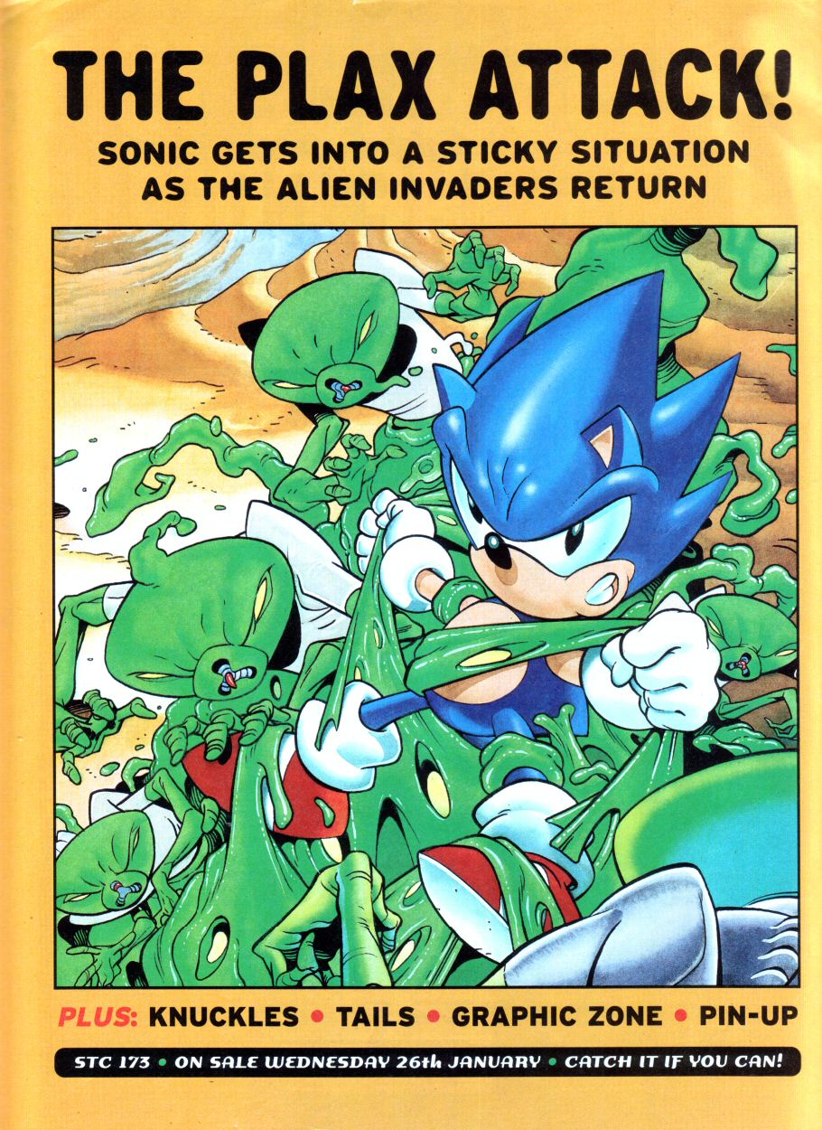 Sonic - The Comic Issue No. 172 Page 10
