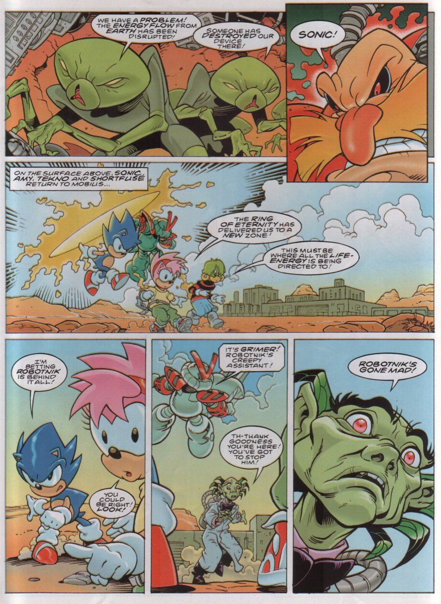 Sonic - The Comic Issue No. 173 Page 2