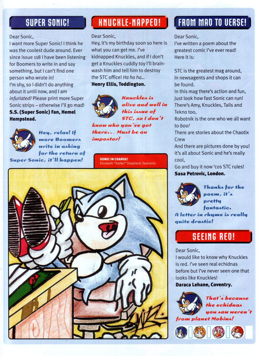 Sonic - The Comic Issue No. 173 Page 9