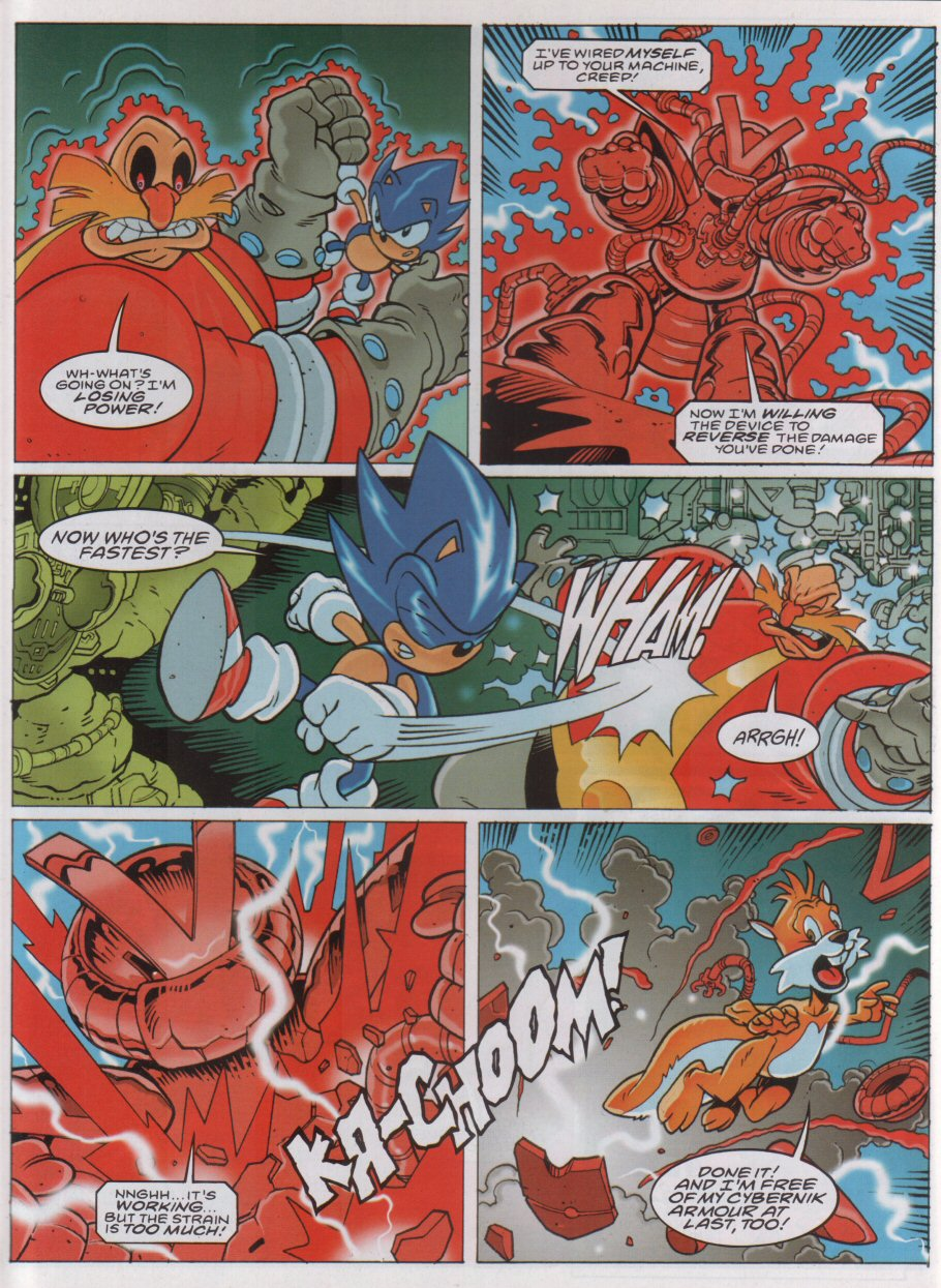 Sonic - The Comic Issue No. 174 Page 5