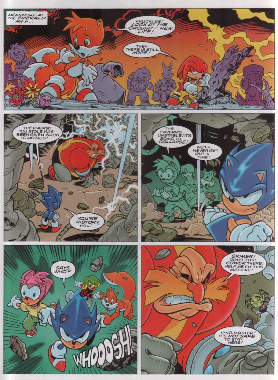Sonic - The Comic Issue No. 174 Page 6