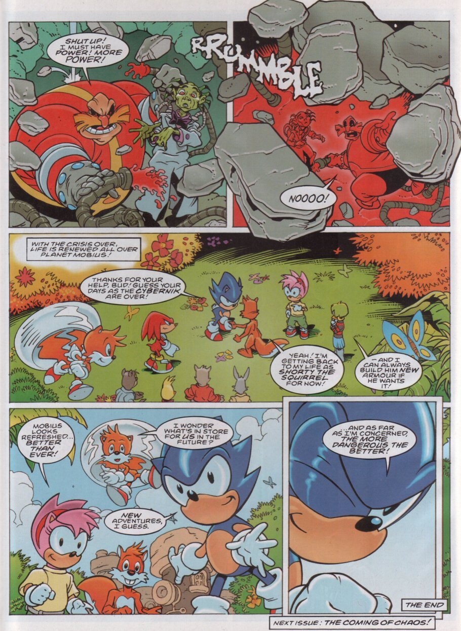 Sonic - The Comic Issue No. 174 Page 7