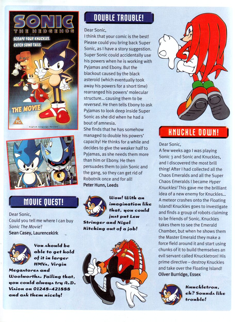 Sonic - The Comic Issue No. 174 Page 9