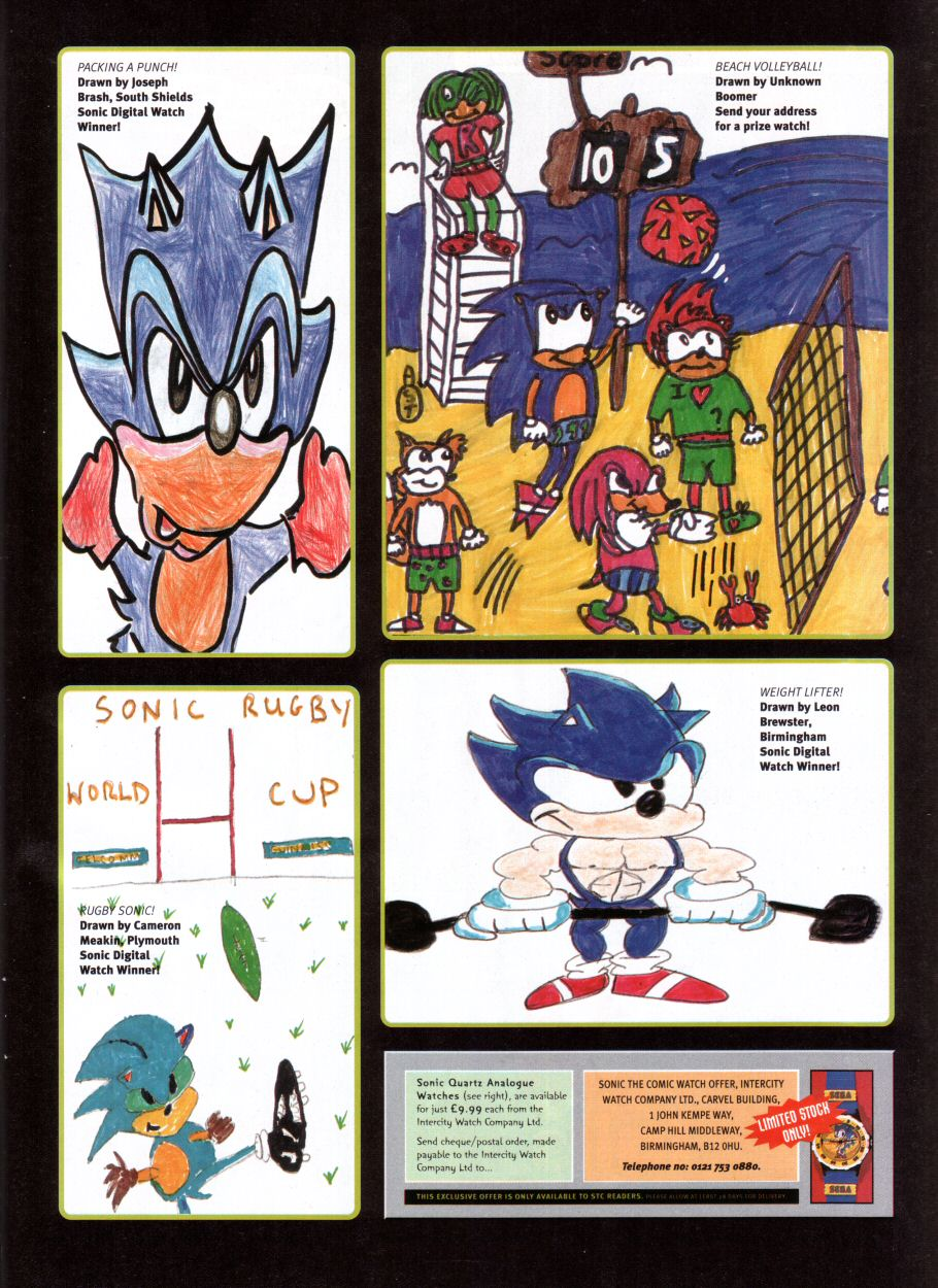 Sonic - The Comic Issue No. 174 Page 11