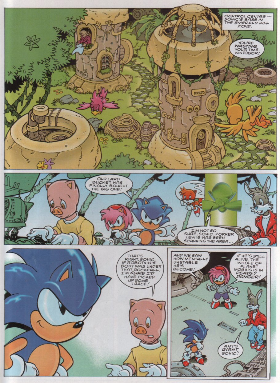 Sonic - The Comic Issue No. 175 Page 2