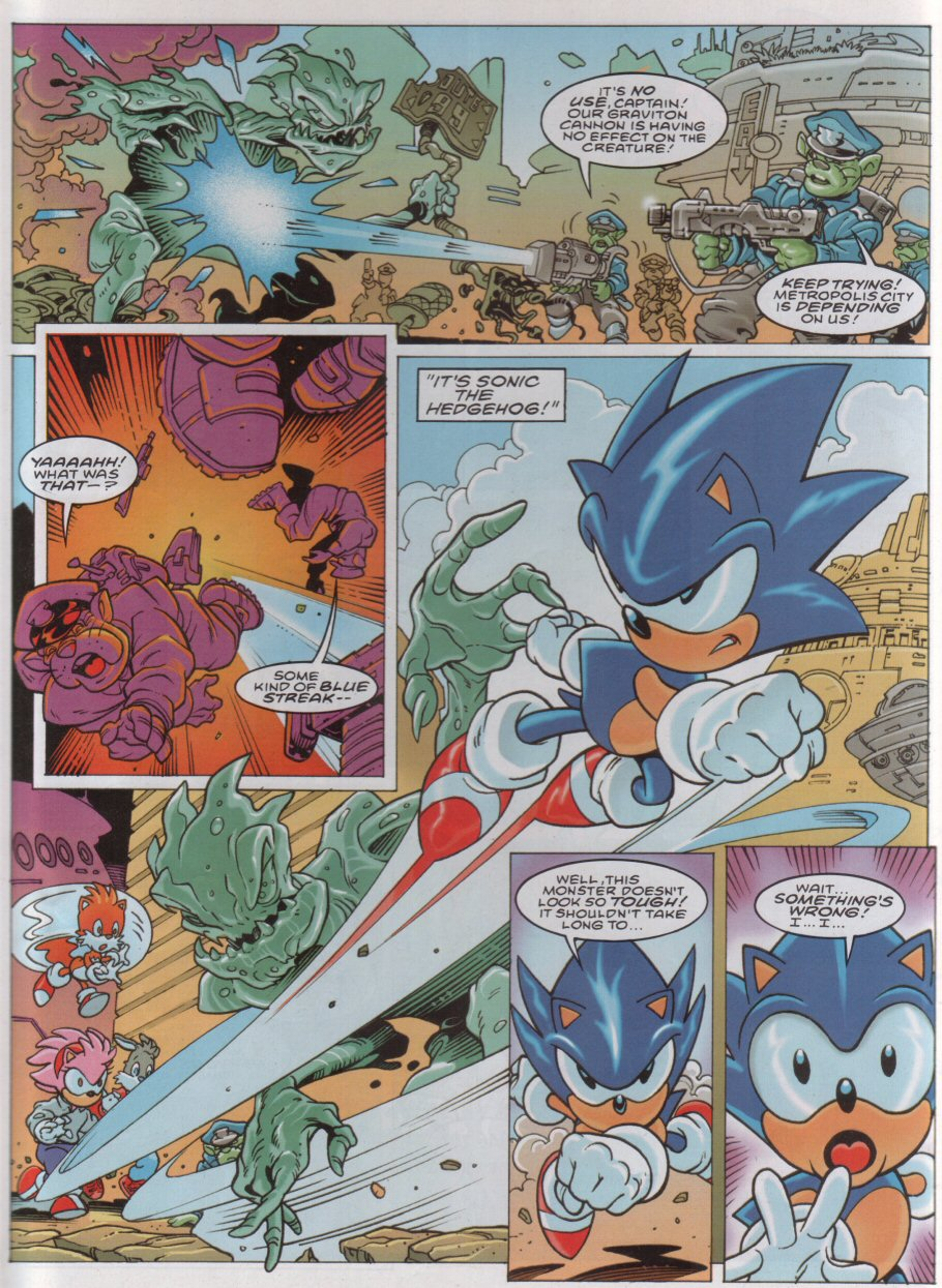 Sonic - The Comic Issue No. 175 Page 4