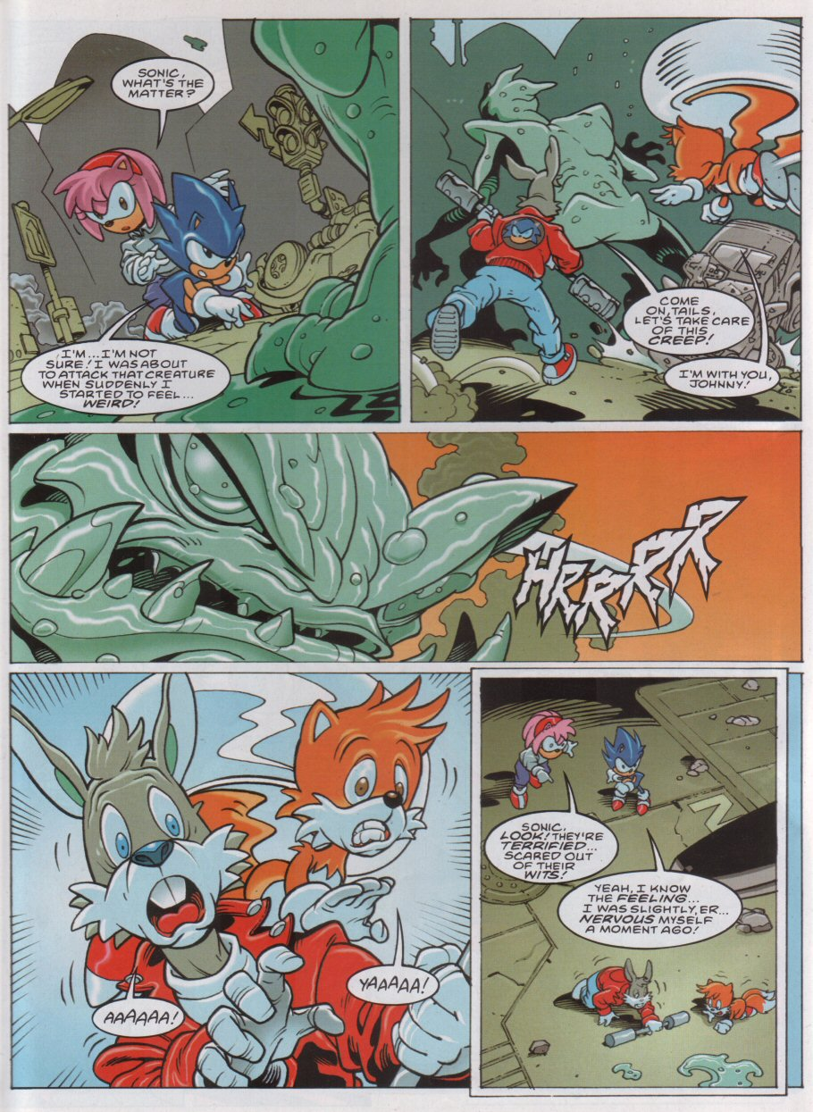 Sonic - The Comic Issue No. 175 Page 5