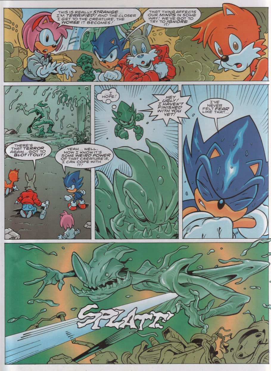 Sonic - The Comic Issue No. 175 Page 6
