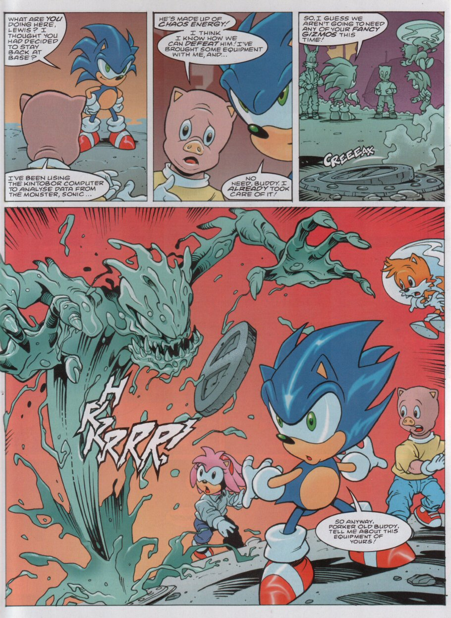 Sonic - The Comic Issue No. 176 Page 3