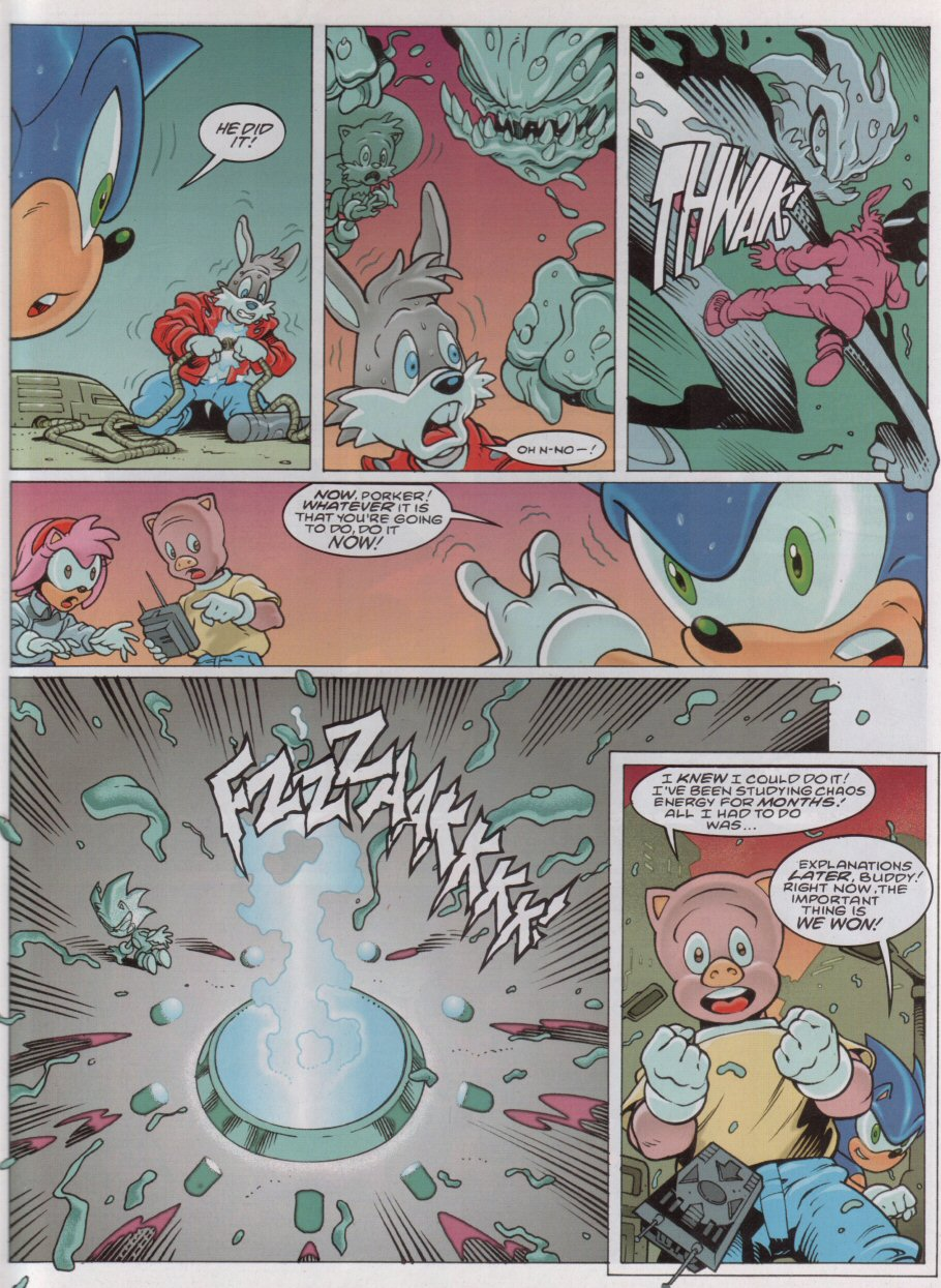 Sonic - The Comic Issue No. 176 Page 7